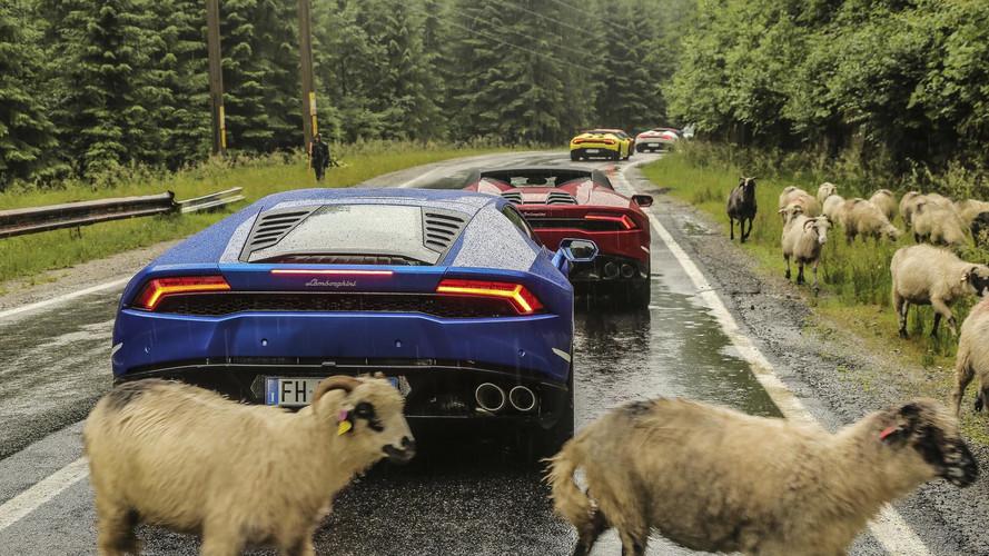 Egy 1000 lóerős Aventador utód és a Huracán Safari is ott lehet a Lamborghini listáján