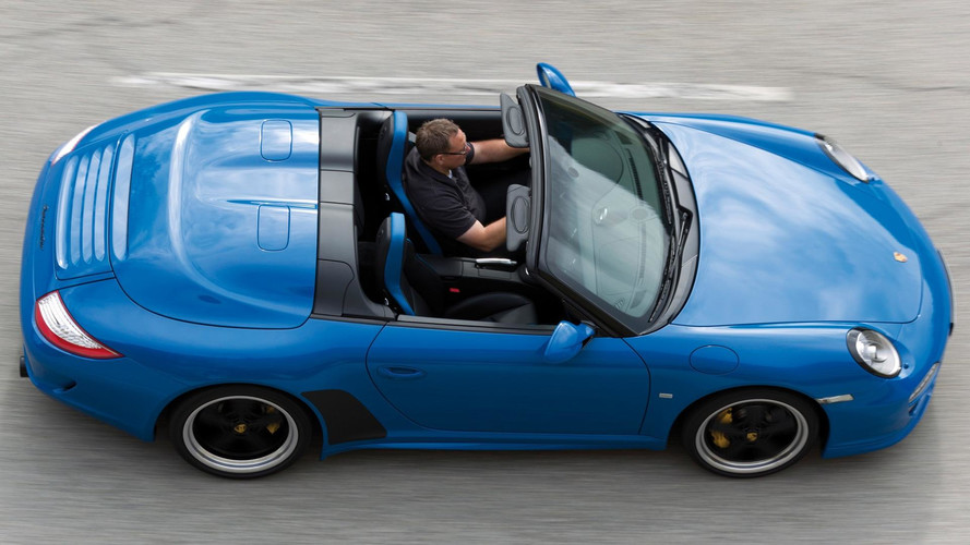 Porsche 911 Speedster Frankfurt'a mı gelecek?