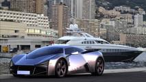 Marussia B3 Concept