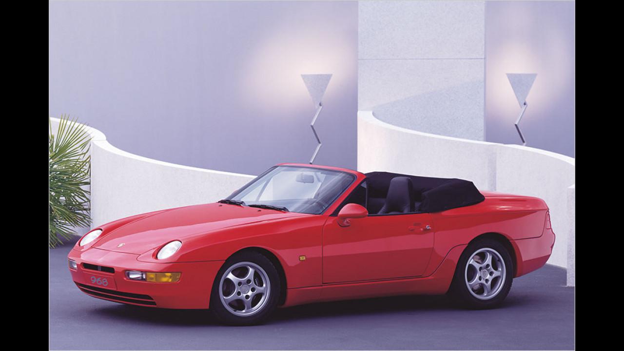 25 Jahre Porsche 968
