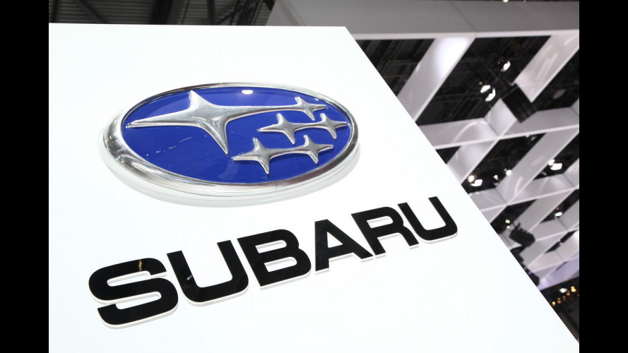 Subaru al Salone di Ginevra 2013