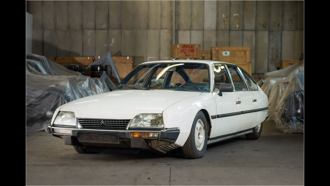 1980 Citroën CX Pallas Automatic
