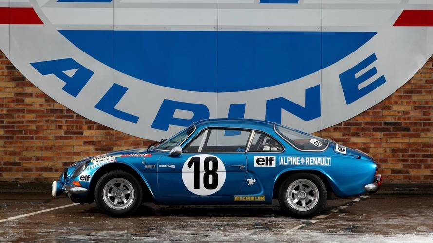 legends 1961 alpine a110. Black Bedroom Furniture Sets. Home Design Ideas