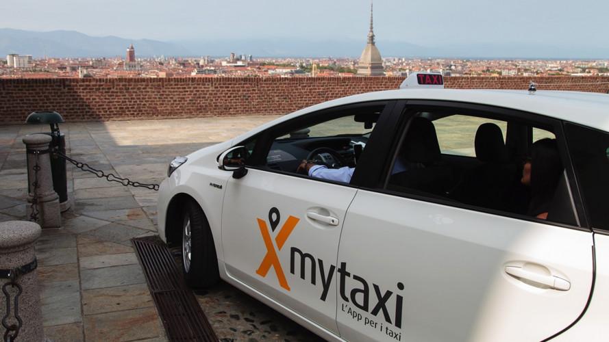 Mytaxi a Torino, il clima è pesante