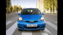 Toyota mostrará o conceito de novo carro compacto brasileiro em janeiro de 2010