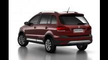 VW SpaceFox 2016 ganha multimídia com Apple Car Play e Android Auto