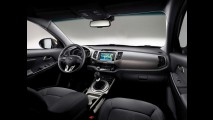 Kia Sportage reestilizado marcará presença no Salão de Genebra