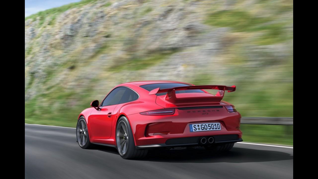 Porsche identifica problema que causou incêndio e gerou recall global do 911 GT3