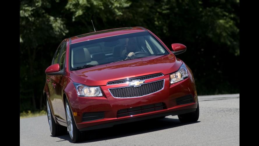 Chevrolet Cruze ganha motor 2.0 turbodiesel mais potente na Argentina
