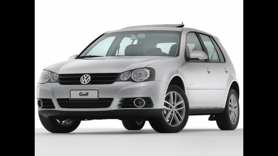 VW lança série Golf Limited Edition com motor 1.6 por R$ 58.585
