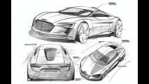 Nova geração do Audi R8 chega em 2014