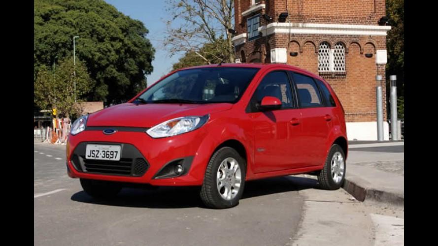 Ford chega a marca de 2 milhões de carros produzidos em Camaçari
