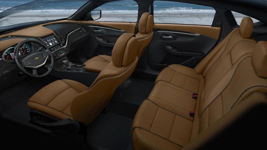 2014 Chevrolet Impala features a unique valet mode [video]