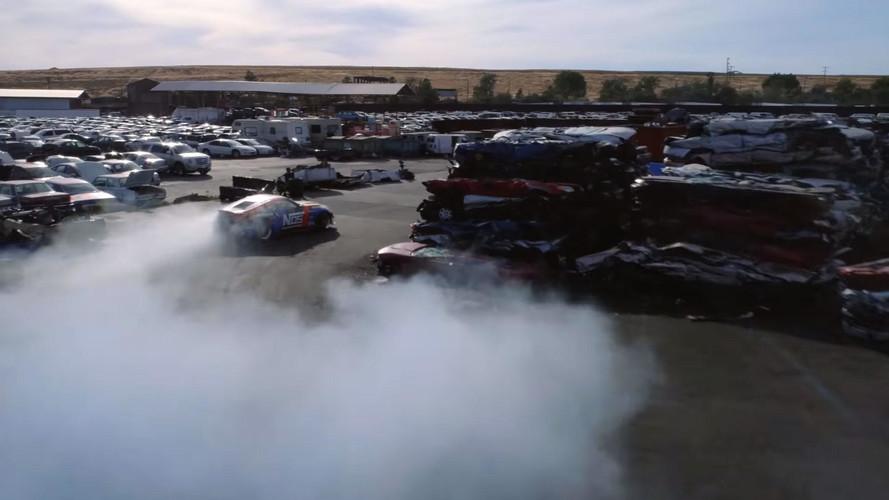 Chris Forsberg Proximity Drift Video