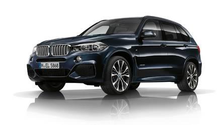Series especiales de los BMW X5 y X6: imagen deportiva