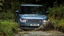 2018 Range Rover Off Road Front Dynamic