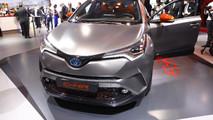 Toyota C-HR Hy-Power konsepti - Frankfurt