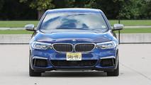 2018 BMW M550i: Review