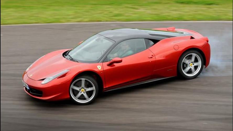 Ferrari 458 Scuderia: la