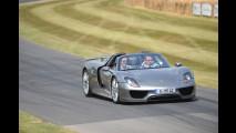 Goodwood Festival of Speed 2013. Tutte le Porsche