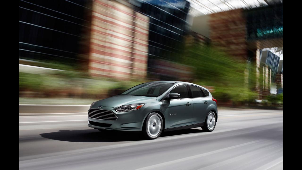 Ford Focus elettrica