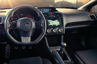 2015 Subaru WRX is 268HP of AWD, Dirt-Kicking Fun