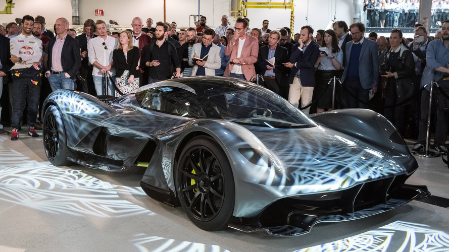 Aston Martin hypercar top speed 400 km/h, more details revealed