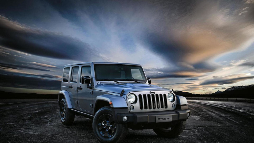 2017 Jeep Wrangler won't have an aluminum body after all