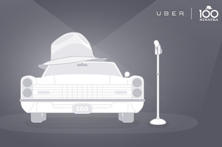 Uber Offers Free Rides in NYC Celebrating Frank Sinatra