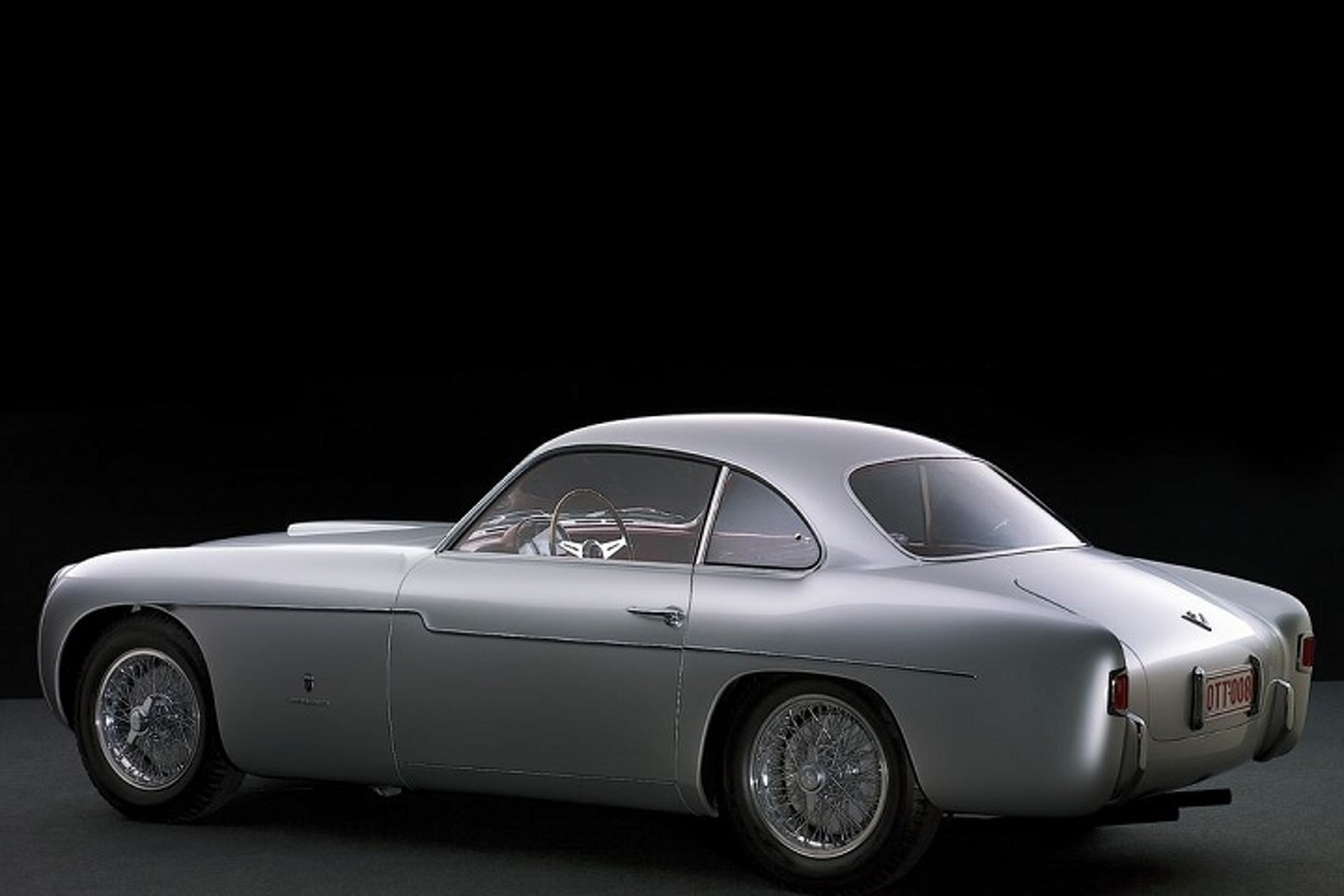 The Short-Lived 1950s Fiat 8V