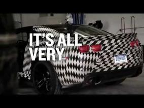 2012 Chevrolet Camaro ZL1 Magnetic Ride Control