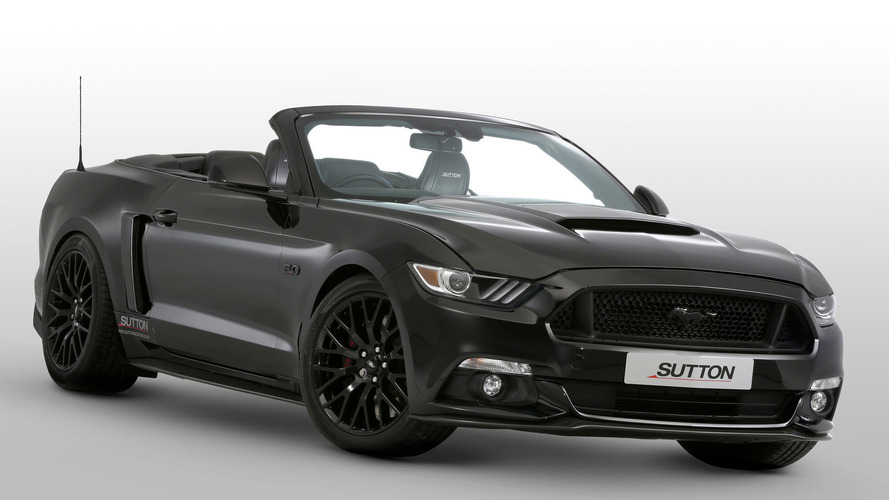 Ford Mustang boosted to 700 hp by U.K. tuner