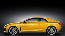 2013 Audi Sport Quattro Concept leaked photo