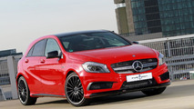 Mercedes A45 AMG by Posaidon