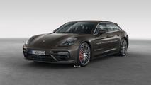 2018 Porsche Panamera Sport Turismo render