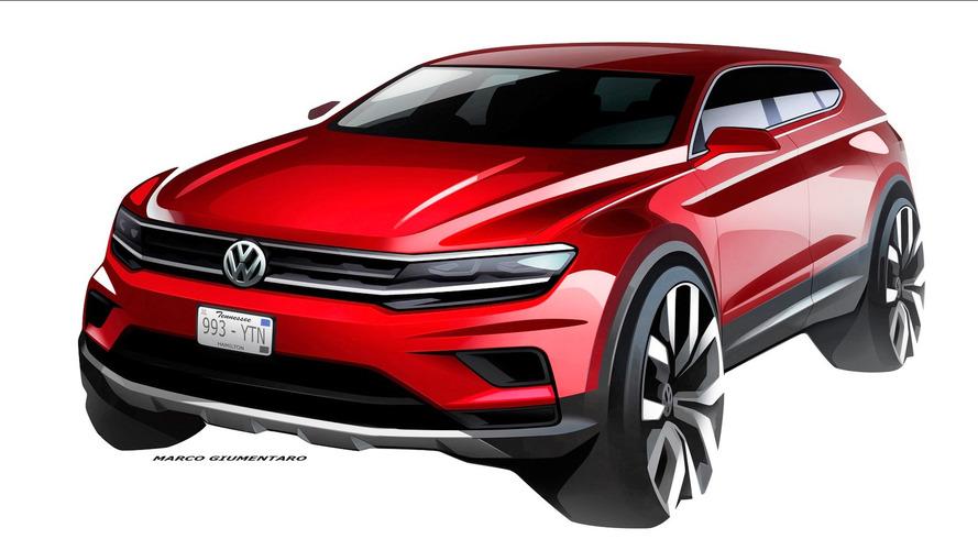 Yedi koltuklu Volkswagen Tiguan Allspace'in gelişi onaylandı