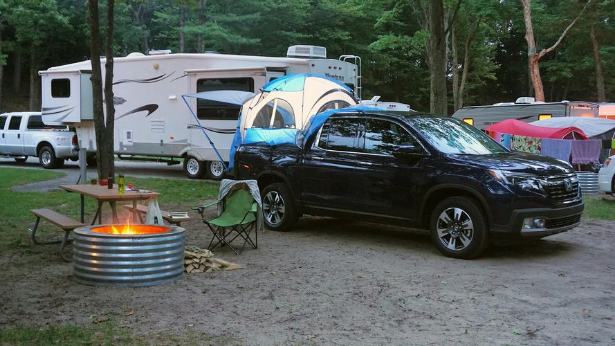 Image Result For Tent For Honda Ridgeline