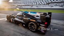 Jeff Gordon tests No. 10 Cadillac at Daytona