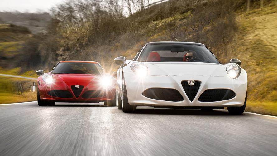 Alfa Romeo 4C facelift coming 2018 –no manual planned