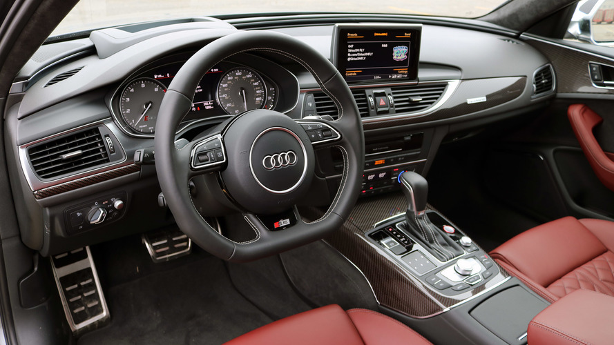 2017 Audi S6 Review