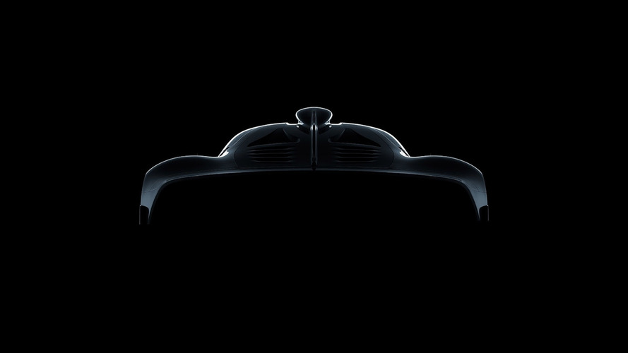 L'hypercar Mercedes-AMG s'appellera Project One !