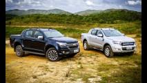 Picapes mais vendidas: Fiat domina com Strada e Toro em julho