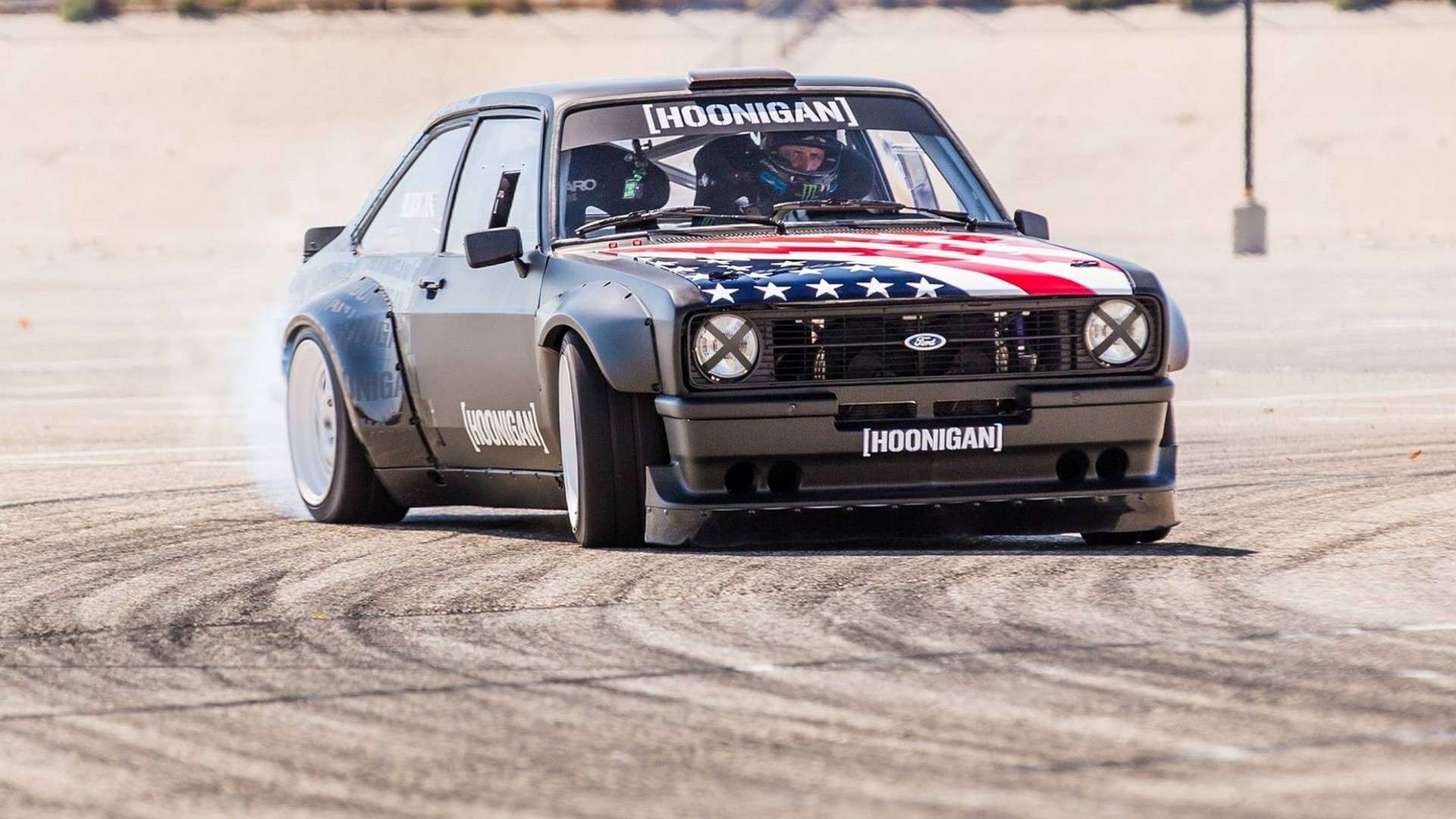 Ken Block reveals modified 1978 Ford Escort Mk2 RS with 333 bhp for ...