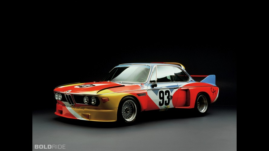 BMW 3.0 CSL Alexander Calder Art Car