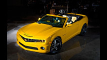 Chevrolet Camaro Convertibile by Drop Top Customs