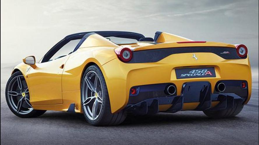 L'8 cilindri traina le vendite della Ferrari