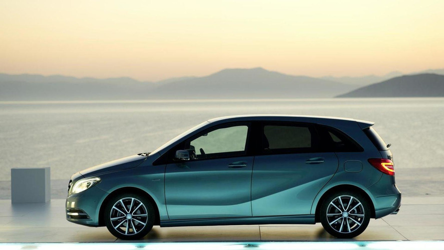 All-New 2012 Mercedes-Benz B-Class officially unveiled [videos]