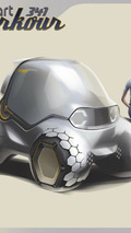 Smart 341 Parkour concept for LA Auto Show Design Challenege - 1.11.2011