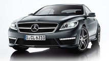 2011 Mercedes CL63 AMG facelift leaked image