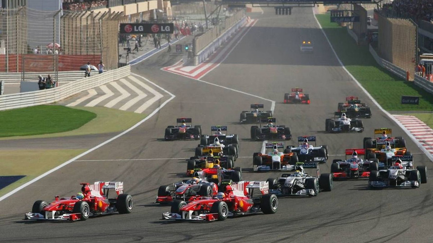 Bahrain F1 season opener canceled